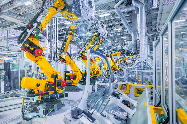 Assembly of Automotive Production Lines